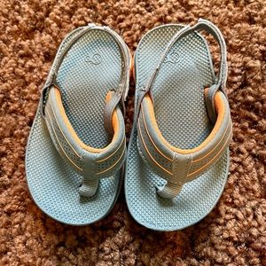 Toddler boy flip flops